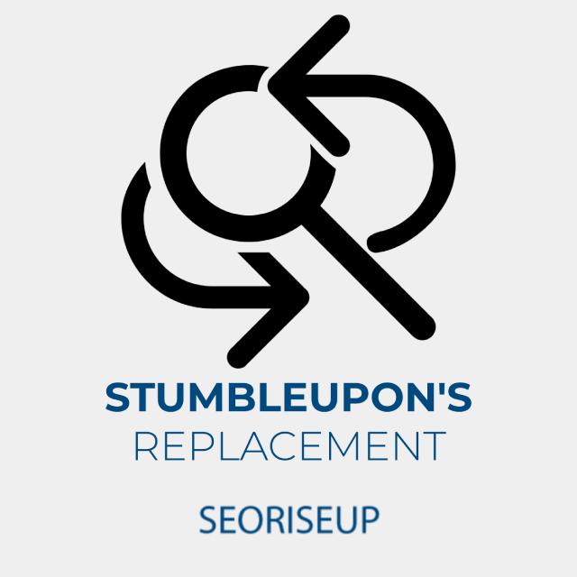 stumbleupons replacement